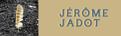 Jérôme Jadot – Auteur